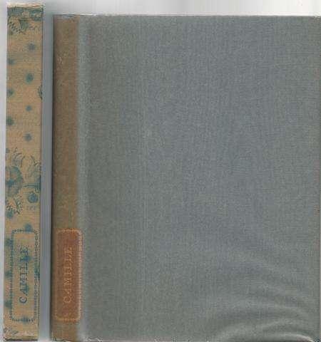 Camille ( Signed ~ Limited Editions Club ), Alexandre Dumas, Bernard La Motte (illustr)