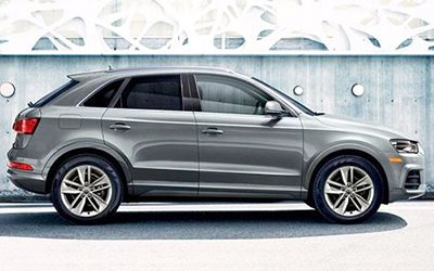 2018 Audi Q3 Exterior Styling