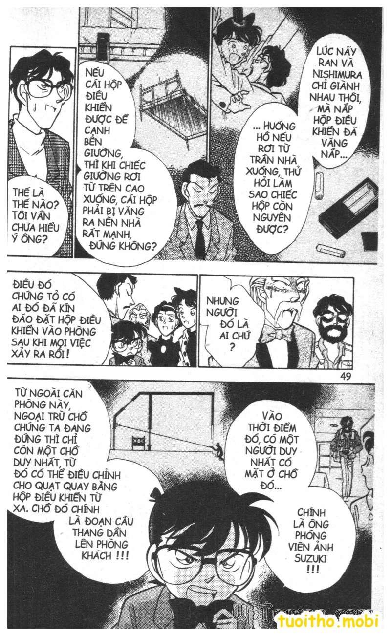 đọc truyện Conan bộ đặc biệt chap 20 trang 8