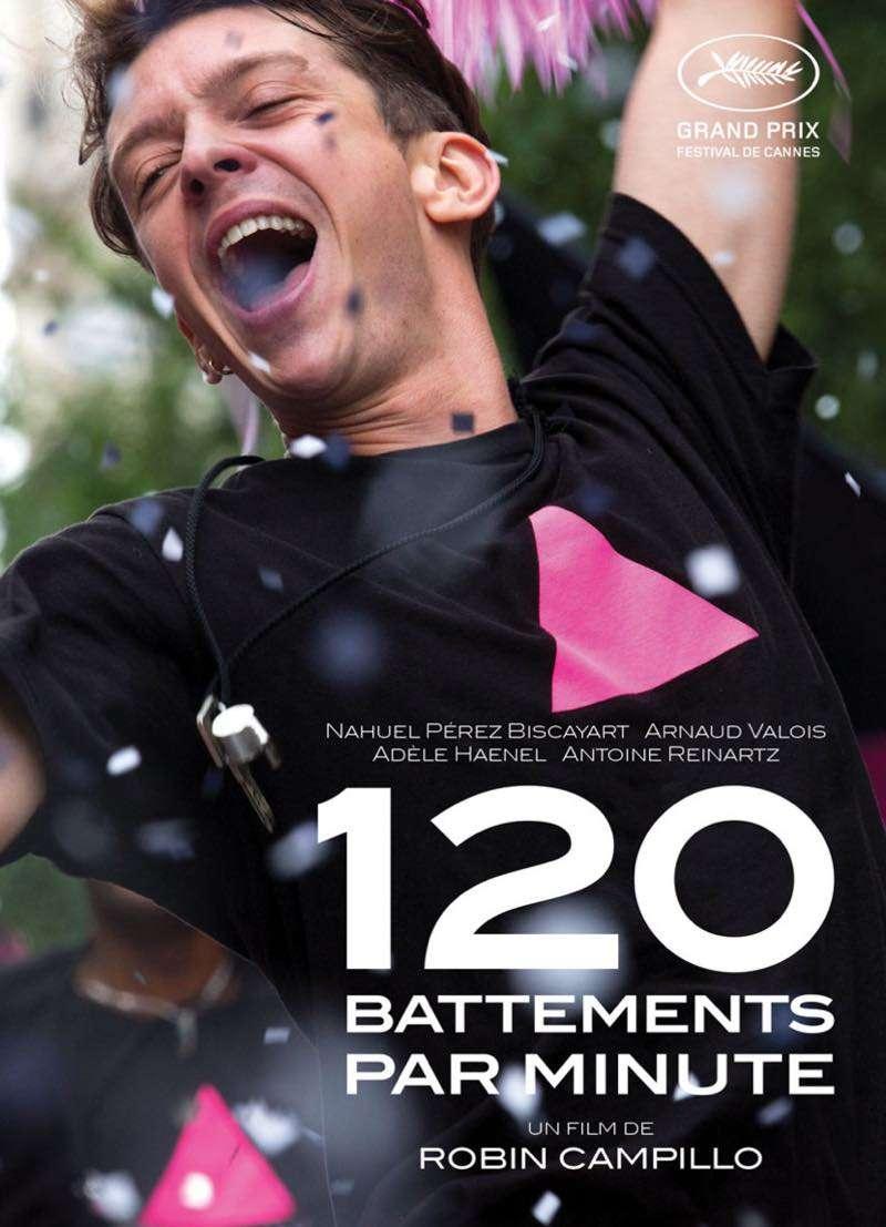 120 χτύποι το λεπτό (120 battements par minute Poster Πόστερ