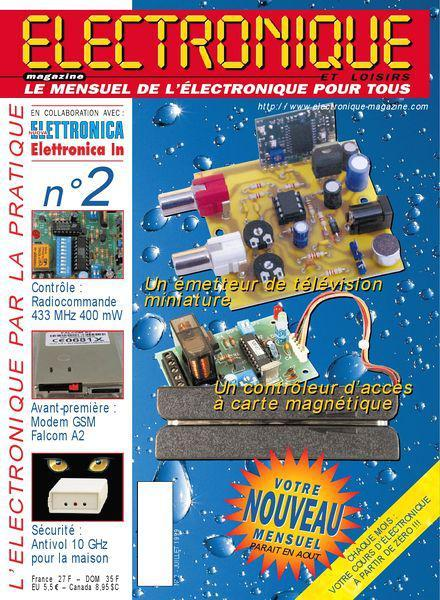 Électronique et Loisirs 2