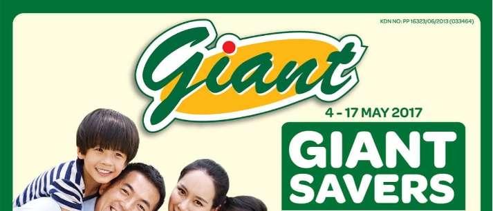 Giant Catalogue (4 May 2017 - 17 May 2017)