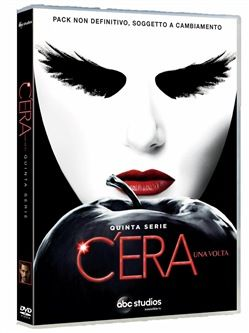 C'era una volta - Once Upon a Time - Stagione 5 (2016) 6 DVD5 Custom ITA - DDN
