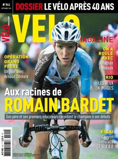 Vélo Magazine - Septembre 2016