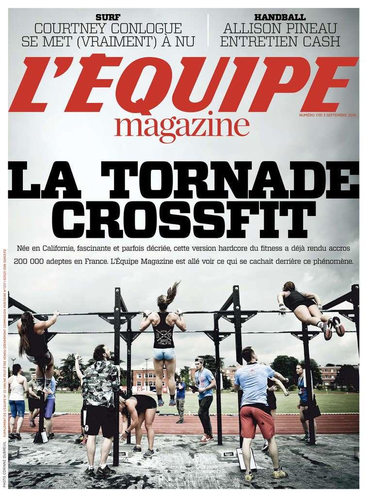 L'Equipe Magazine - 03 Septembre 2016