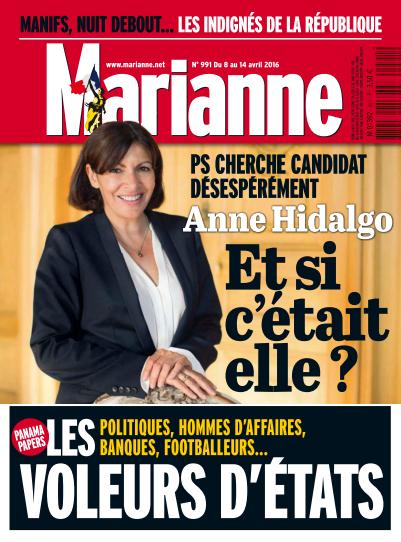 Marianne - 8 au 14 Avril 2016
