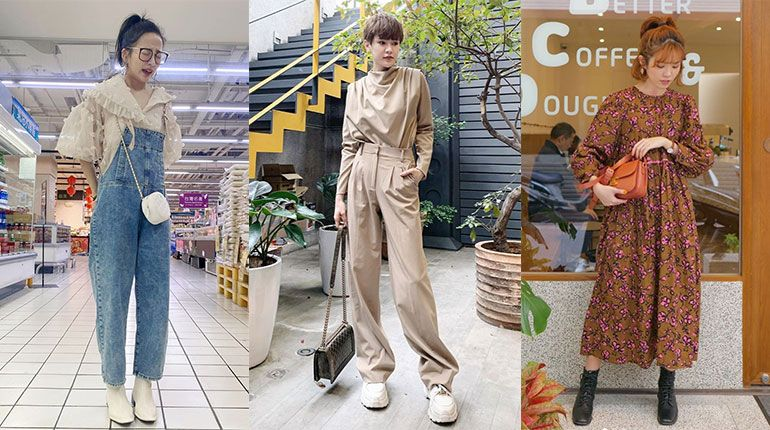 Fashion Spotting in Taiwan
