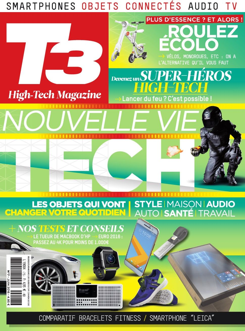 T3 HighTech Magazine 7 - Juin 2016