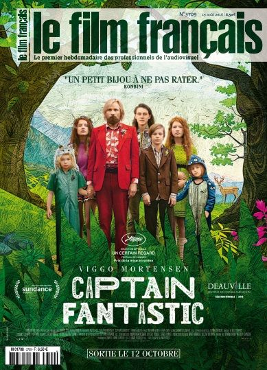 Le film français - 19 Août 2016