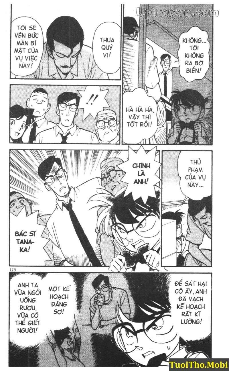 đọc truyện Conan bộ đặc biệt chap 6 trang 14