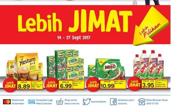 Tesco Malaysia Weekly Catalogue (14 Sep 2017 - 20 Sep 2017)
