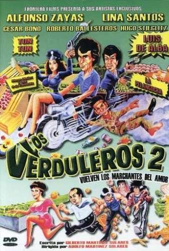 Los Verduleros 2 (DVD5) (1987)