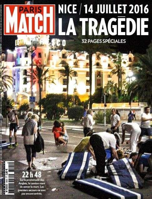 Paris Match - 21 au 27 Juillet 2016