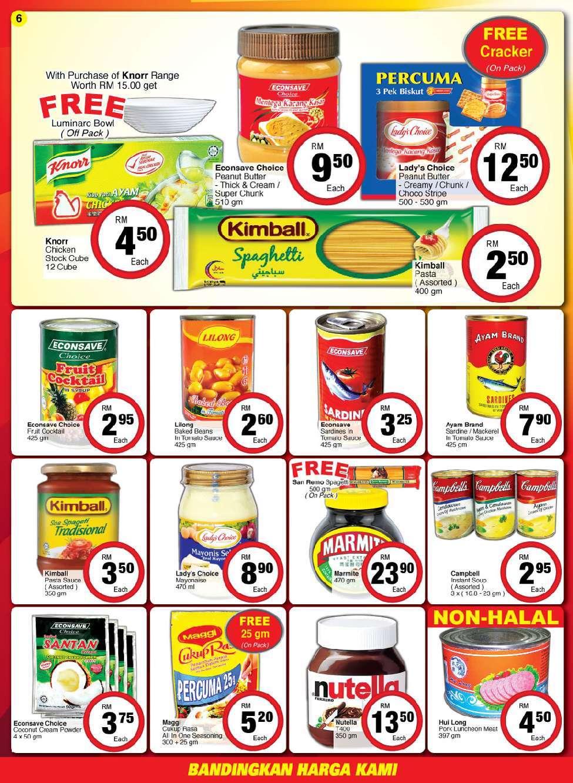 EconSave Catalogue (17 November 2017 - 28 November 2017)