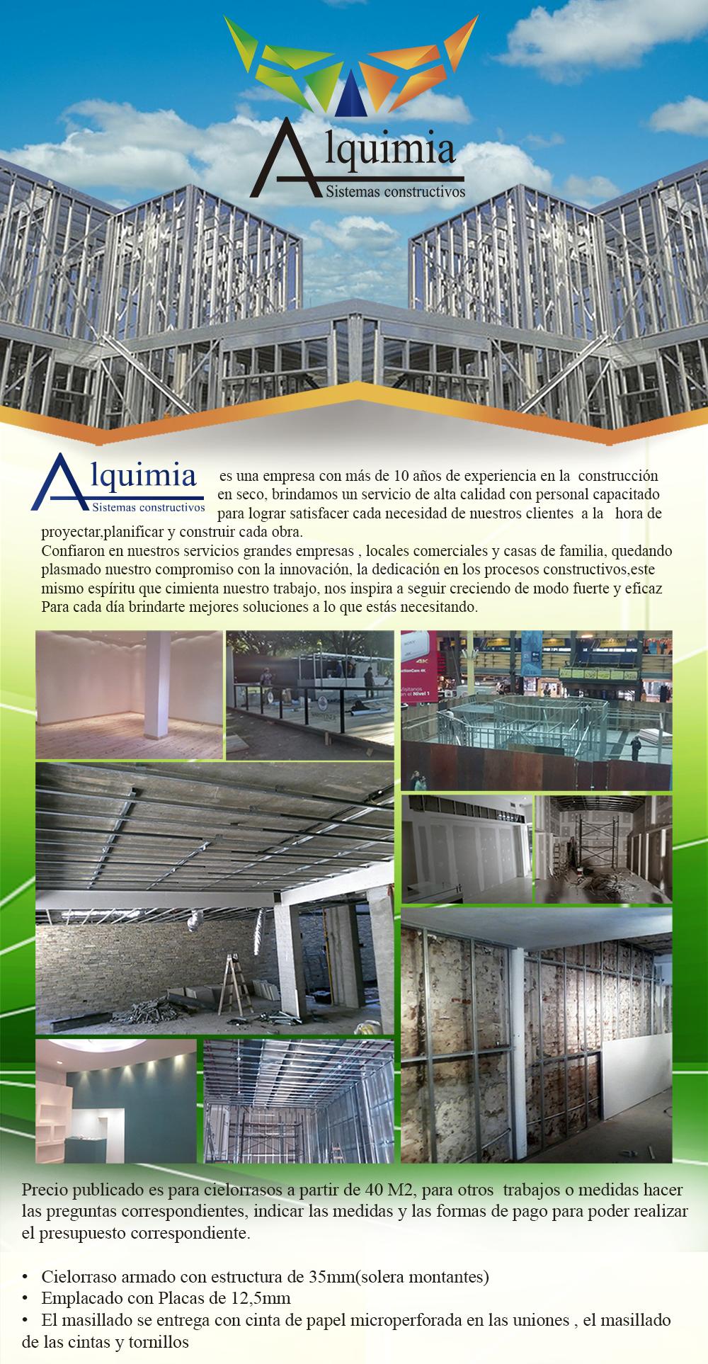 Durlock Colocacion Por Metro Cuadrado Precio Y Calidad 380 00  ~ Cuanto Cuesta Pintar Una Habitacion