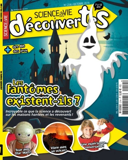 Science & Vie Découvertes – Octobre 2016
