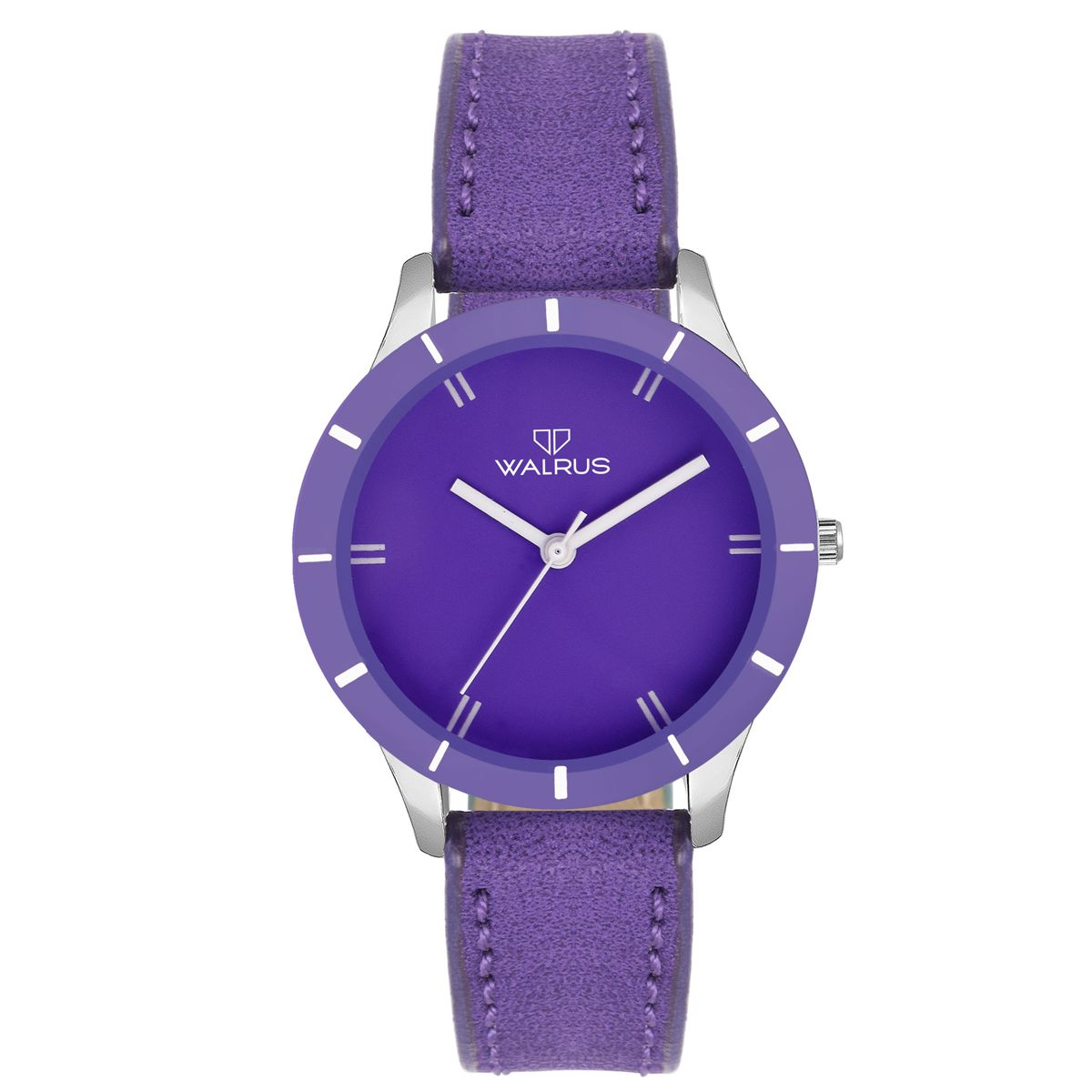 Walrus Eve Purple Color Analog Women Watch -WWW-Eve -141407