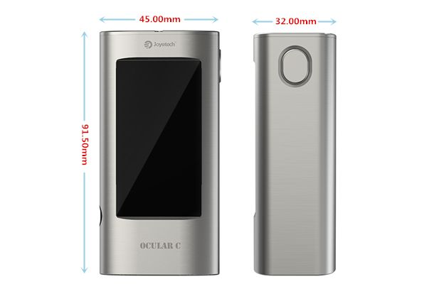 Joyetech OCULAR C TC Box Mod with built-in 5000mAh Battery_vaporl.com