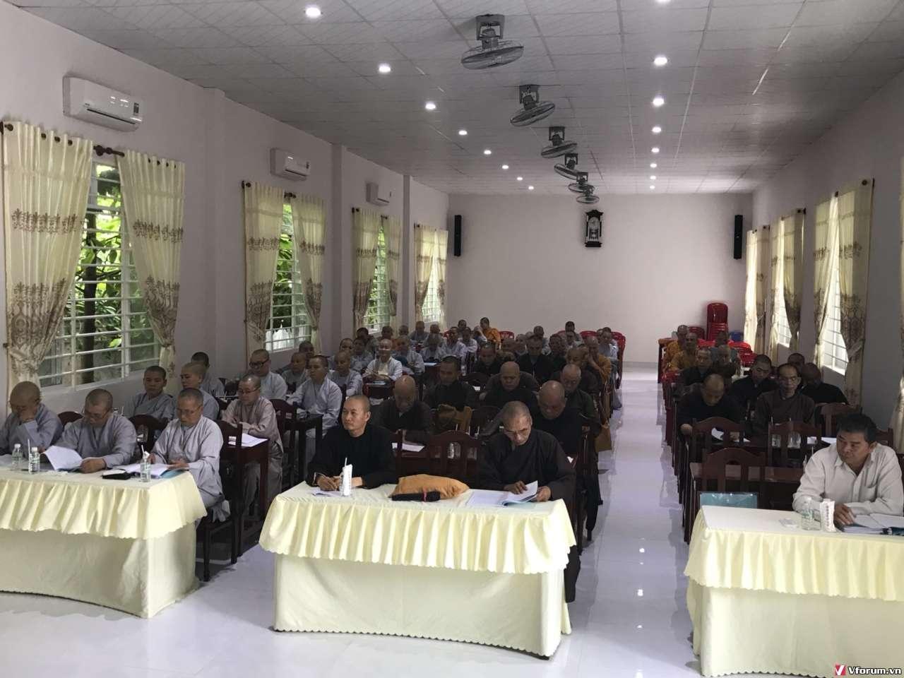 Châu Đức: Ban Tôn Giáo Huyện Ủy Đến Thăm Trường Hạ Huyện Châu Đức