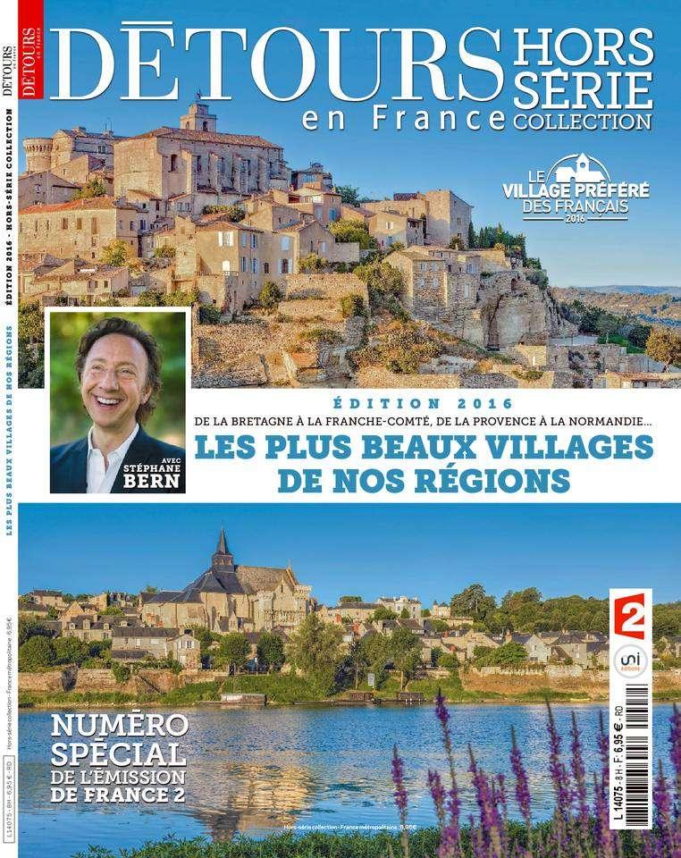 Détours en France Hors-Série Collection - Édition 2016