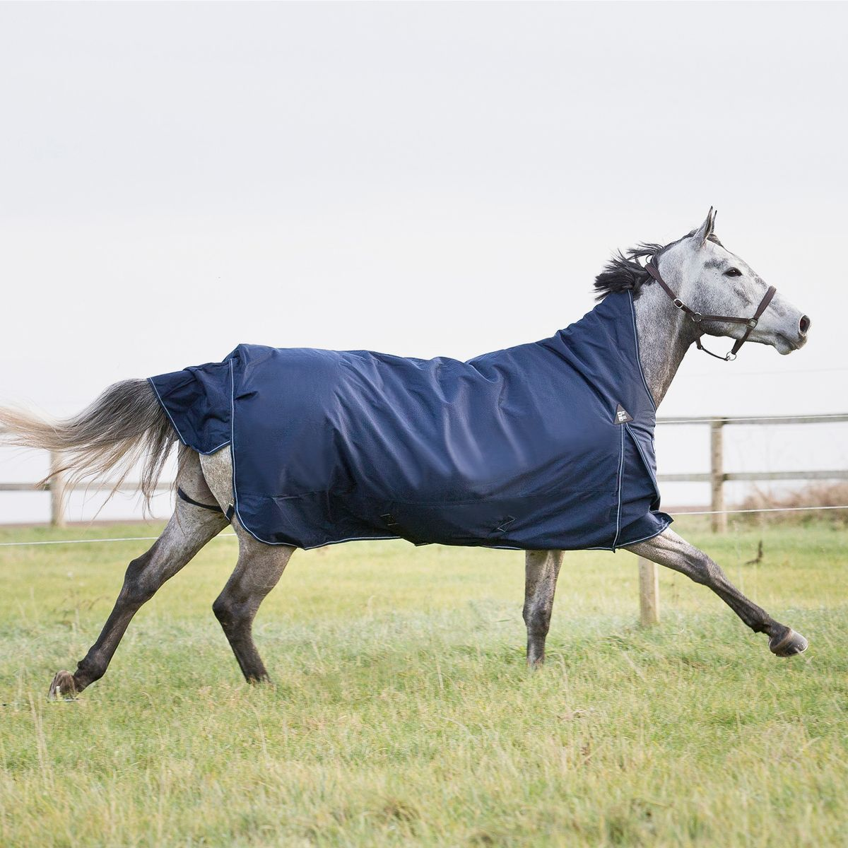 Horze Avalanche 1200D Rip Stop Waterproof Heavy Weight Turnout Blanket 300g