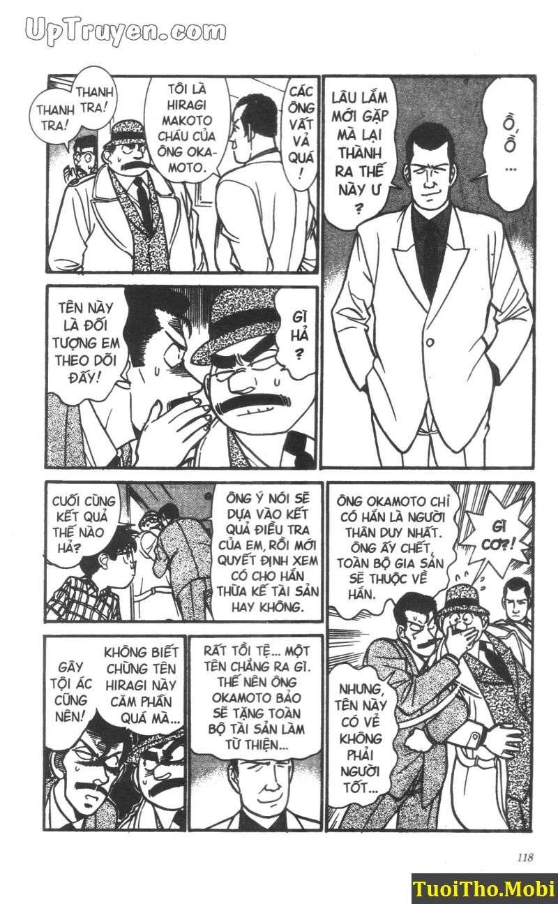 đọc truyện Conan bộ đặc biệt chap 15 trang 3