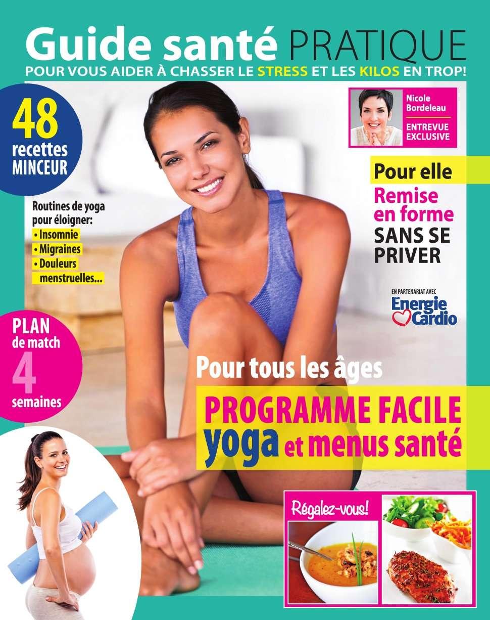 Guide Pratique 2 - Programme Facile Yoga