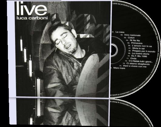 Luca Carboni - Live (2003)