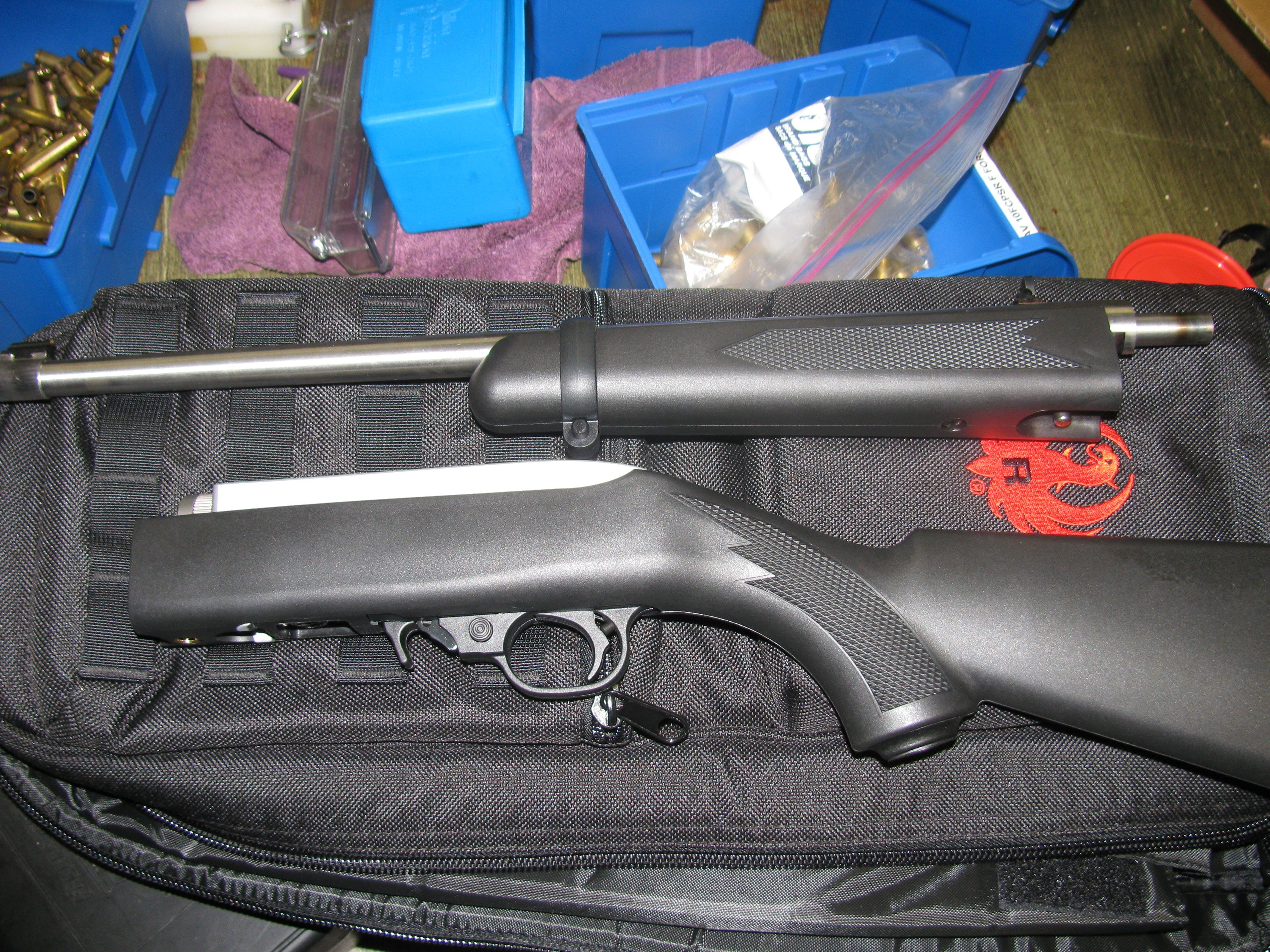 Ruger 10/22 Take Down - .22 Rifle/Rimfire Discussion