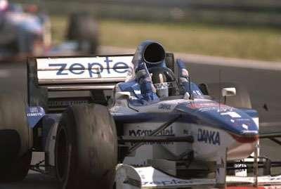 F1 1997 Hungary GP - Damon Hill