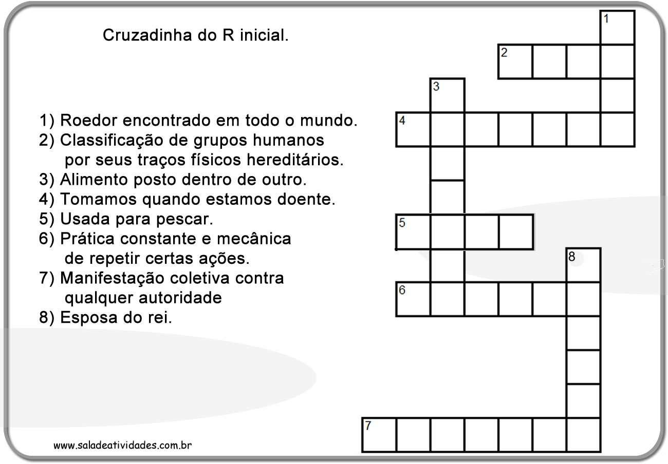 Atividades de português, atividades ensino fundamental, atividades
