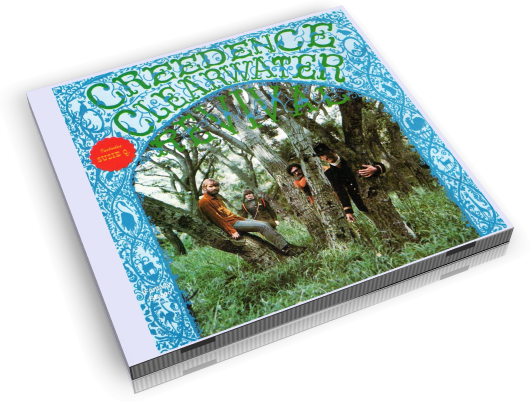 Creedence Clearwater Revival - Creedence Clearwater Revival 1968 (1987)