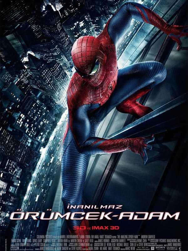 İnanılmaz Örümcek Adam - 2012 BRRip XviD - Türkçe Dublaj Tek Link indir