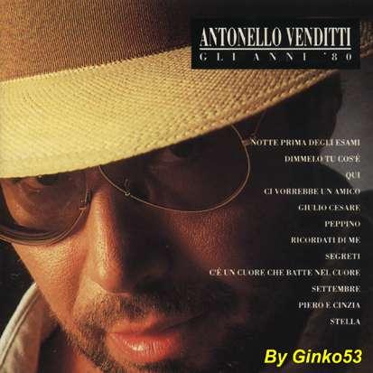 Antonello Venditti - Gli Anni '80 (1990)
