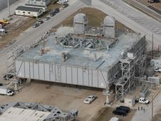 Image above: An aerial view of a mobile<br /> launcher platform parked in the Launch<br /> Complex 39 Area.<br /> Photo credit: NASA&nbsp;&nbsp; <br /> <a href='http://www.nasa.gov/images/content/686992main_1mlp.jpg' class='bbc_url' title='External link' rel='nofollow external'>� View Larger Image</a>