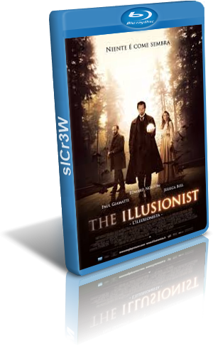 The Illusionist (2006) .mkv iTA-ENG Bluray 720p x264