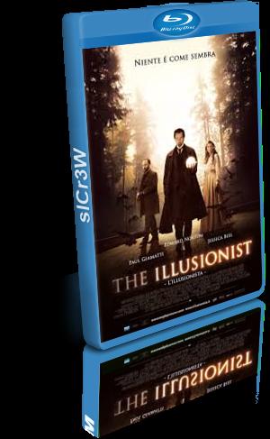 The Illusionist (2006) .mkv iTA-ENG Bluray 720p x264