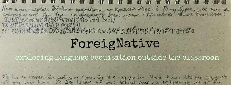 ForeigNative