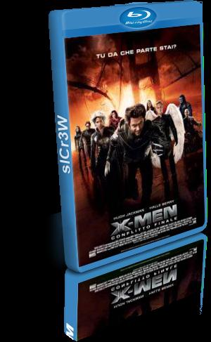 X-Men - Conflitto finale (2006) .mkv iTA-ENG Bluray Untouched