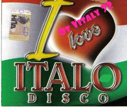Va - I Love Italo Disco ot Vitaly 72