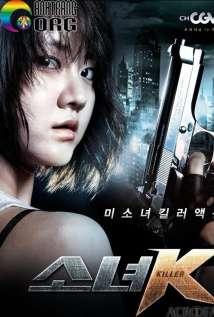 Sát Thủ K | Girl Killer | Killer Girl K | 2015 ...