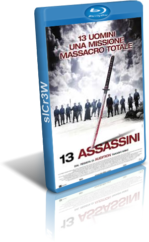13 assassini (2010).mkv BDRip 720p x264 AC3/DTS iTA-JAP
