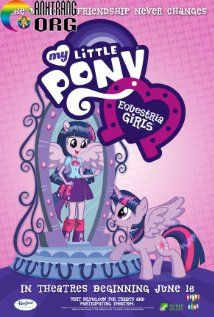 My Little Pony: Những...