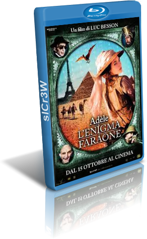 Adele e l'enigma del faraone (2010)BD-UNTOUCHED MKV DTS/AC3 iTA-FRE