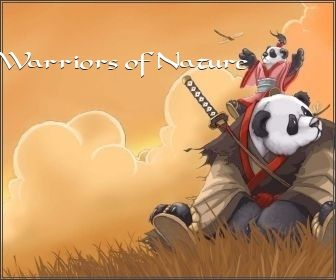 Warriors of nature