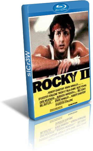 Rocky II (1979) .mkv iTA-ENG Bluray 720p x264