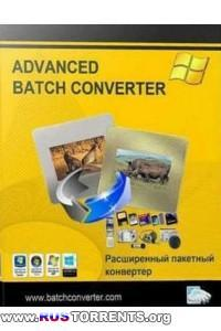 Advanced Batch Converter 7.92