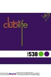 Tiesto - Club Life 168 (18-06-2010)