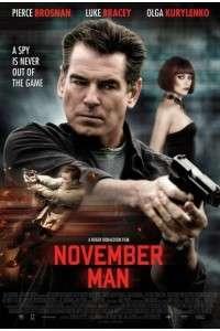 Человек ноября  | BDRip | Лицензия
