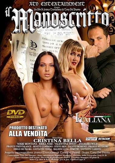Кристина Сексуальная Рабыня | Christina L'Esclave du Sexe / Il Manoscritto